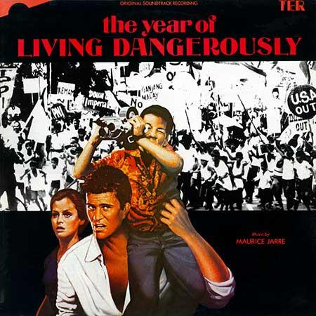 LINDA HUNT THE YEAR OF LIVING DANGEROUSLY (1982 Stock