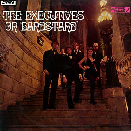 The Executives - Sit Down I Think I Love You